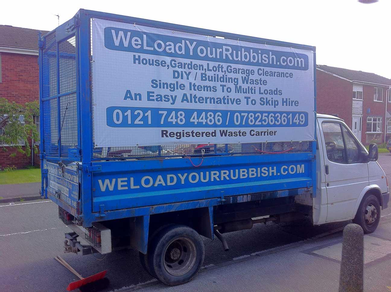 Weloadyourrubbish Com